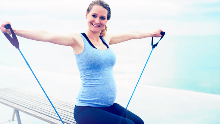 Level 3 Pre and Post-Natal Exercise Programmes
