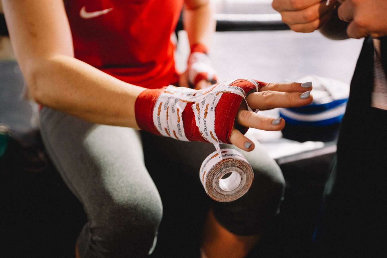 Boxing Strapping