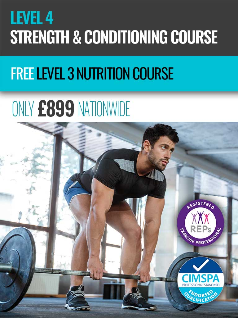 Become Strength and Conditioning Coach