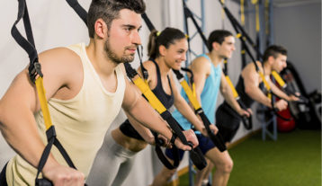 Suspension Training Instructor Course