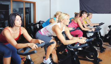 Indoor Cycling Instructor Course