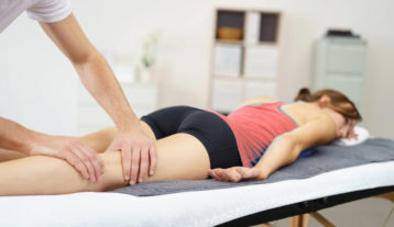 Become a Sports Masseuse