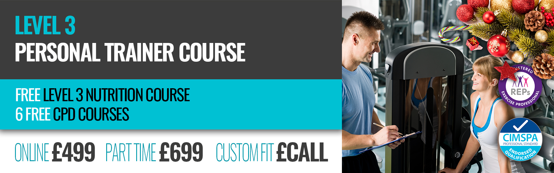Level 3 Personal Trainer Course