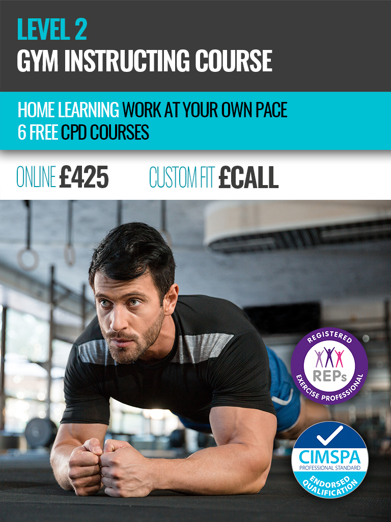Level 2 Gym Instructor