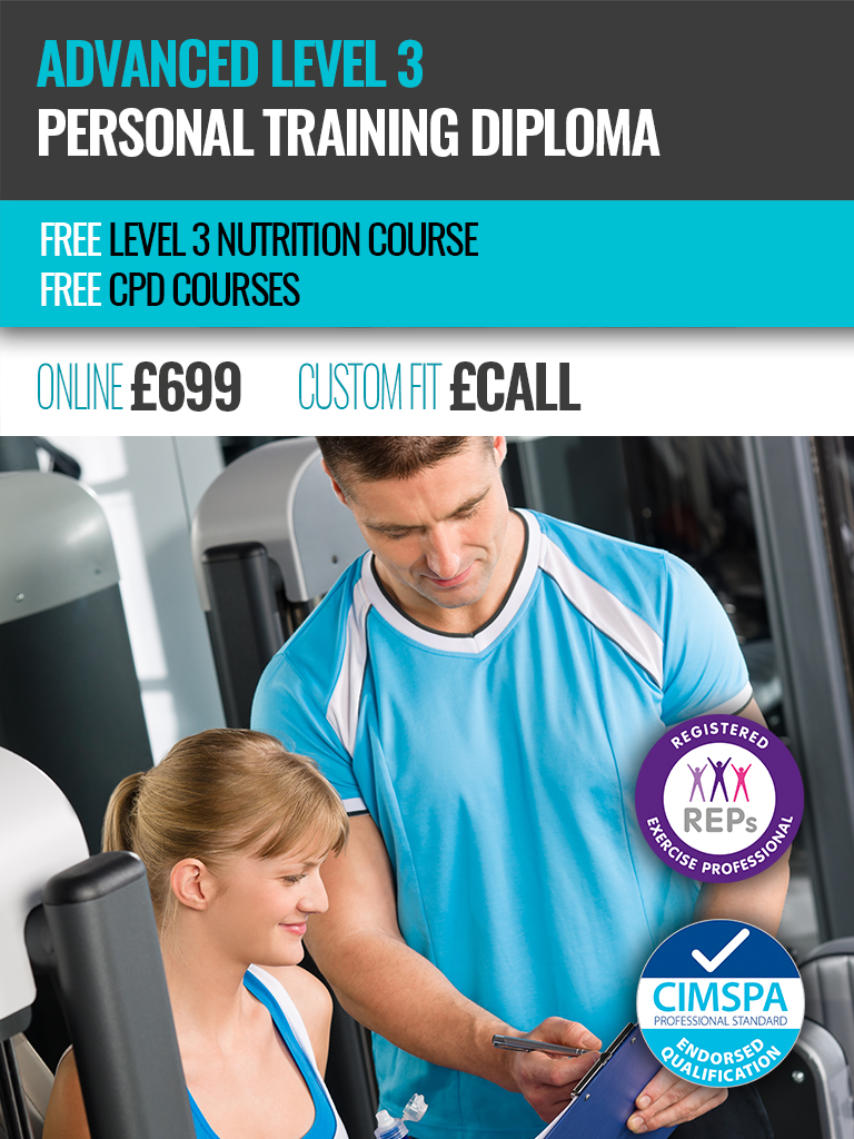 Advanced Level 3 Gym Instructing and Personal Training